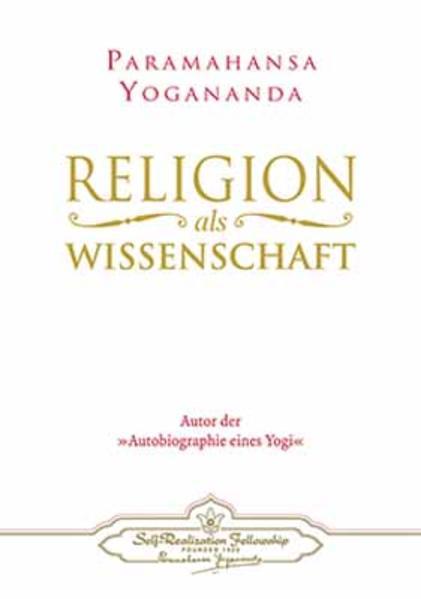 Religion als Wissenschaft als Buch