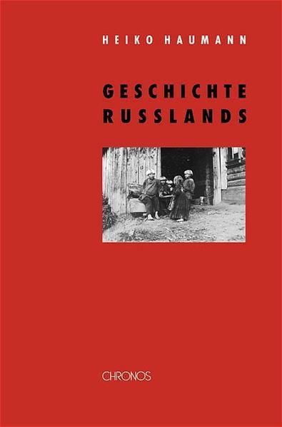 Geschichte Russlands als Buch