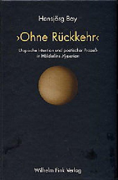 'Ohne Rückkehr' als Buch