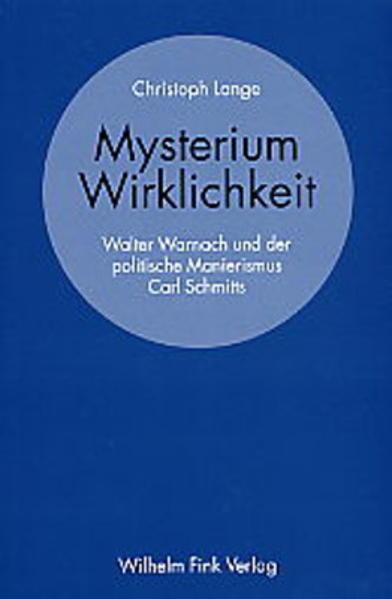 Mysterium Wirklichkeit als Buch