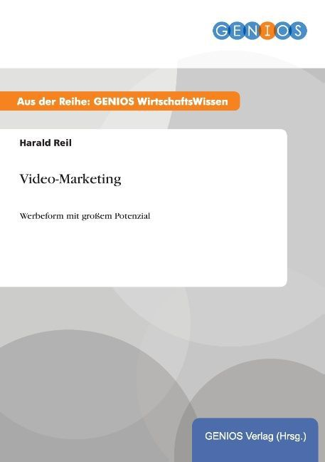 Video-Marketing als Buch von Harald Reil