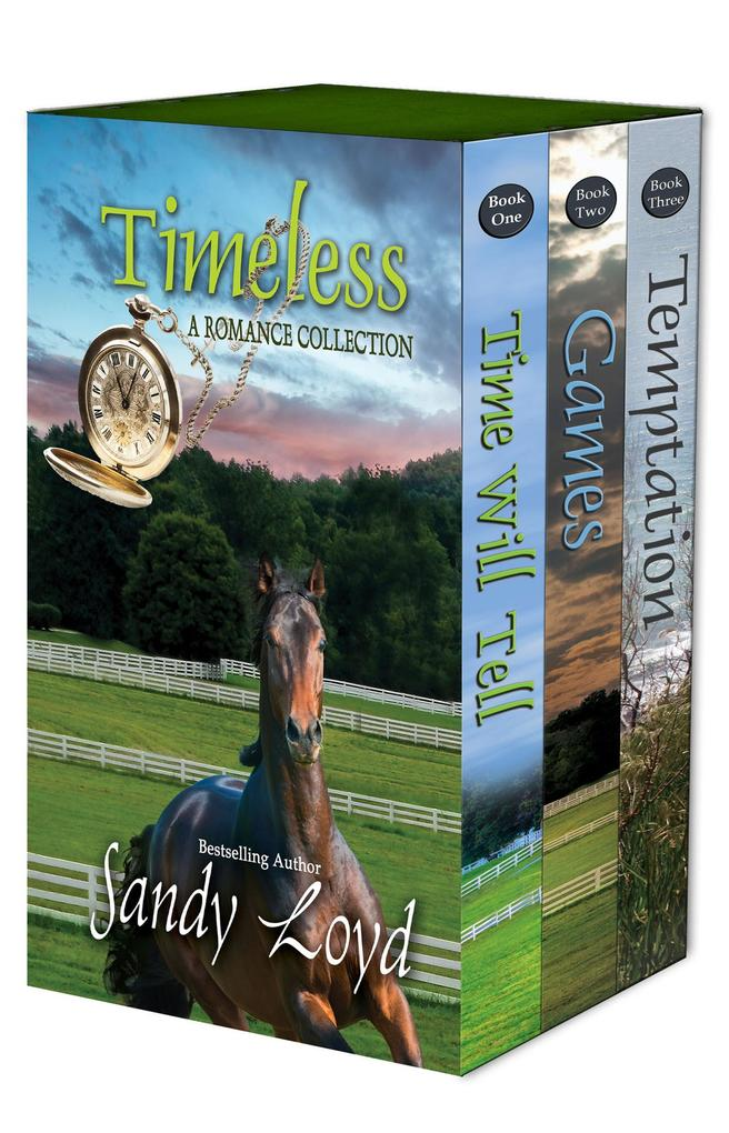 Timeless Series Books 1-3 als eBook Download vo...