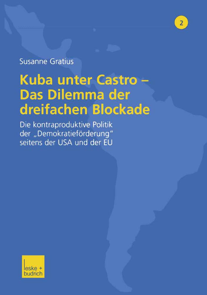 Kuba unter Castro als Buch