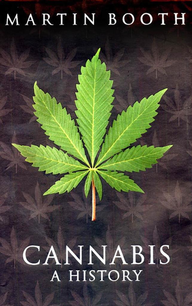 Cannabis als eBook Download von Martin Booth
