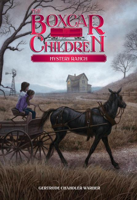 Mystery Ranch als Buch