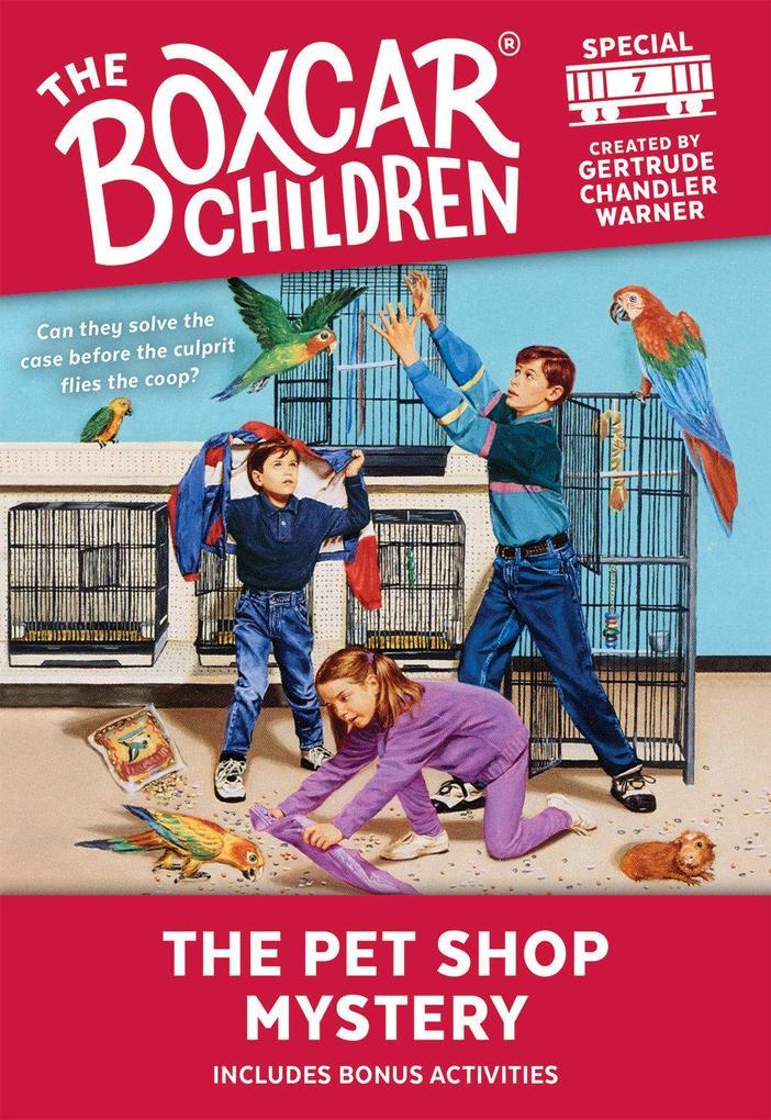 The Pet Shop Mystery als Taschenbuch