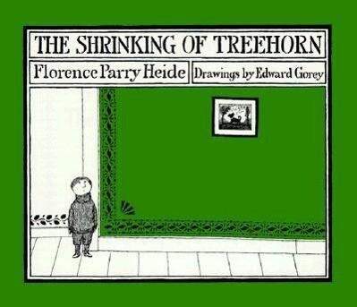 The Shrinking of Treehorn als Taschenbuch