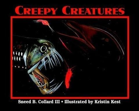 Creepy Creatures als Taschenbuch