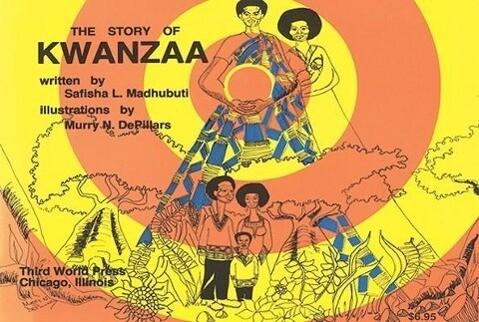 Story of Kwanzaa als Taschenbuch