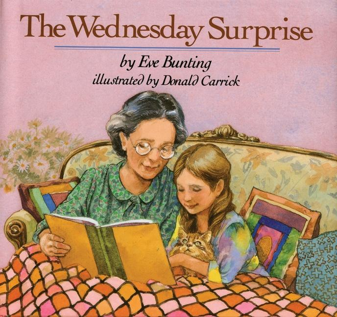 The Wednesday Surprise als Buch