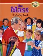 Coloring Book about the Mass