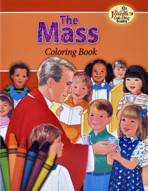 Coloring Book about the Mass als Taschenbuch