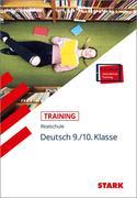 Training Realschule - Deutsch 9./10. Klasse Grundwissen + ActiveBook