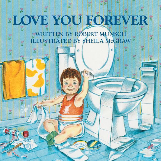 Love You Forever als Taschenbuch