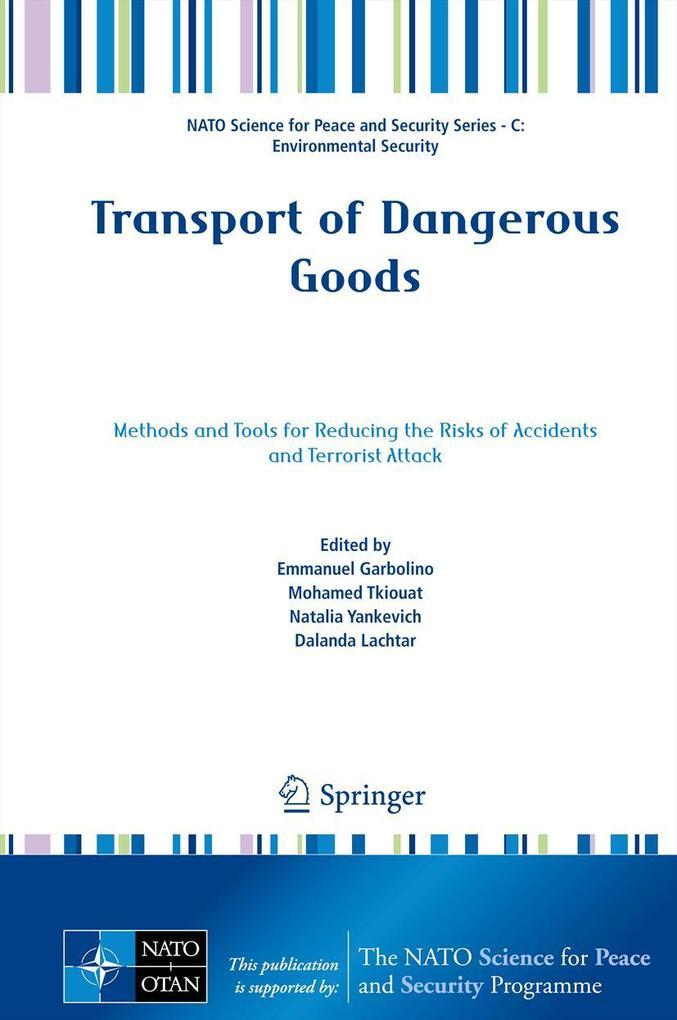 Transport of Dangerous Goods als eBook Download...