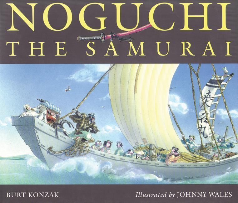 Noguchi the Samurai als Buch