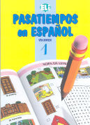 PASATIEMPOS EN ESPAÑOL 1 als Taschenbuch