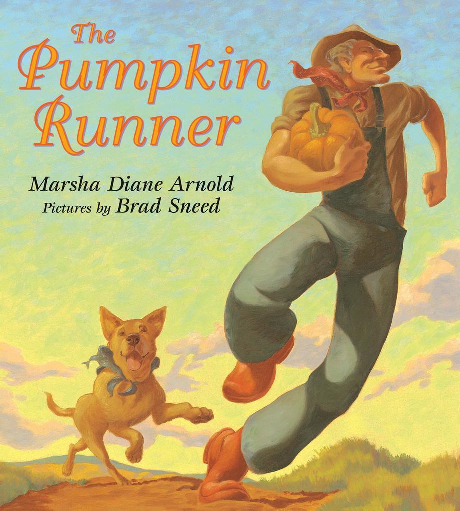 The Pumpkin Runner als Buch