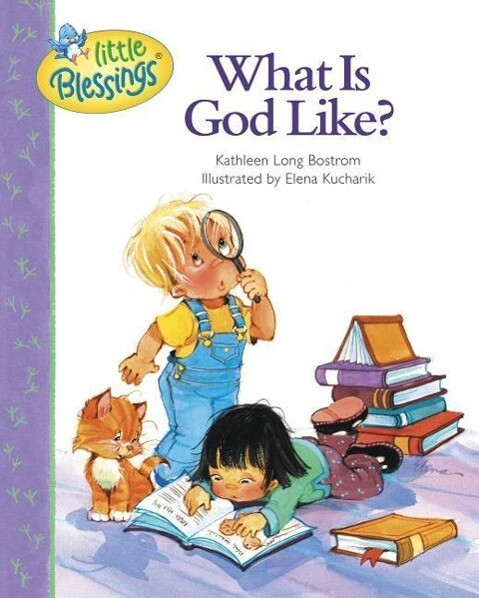 What Is God Like? als Buch
