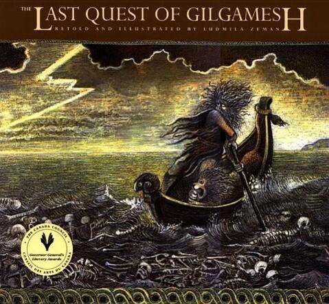 The Last Quest of Gilgamesh als Taschenbuch