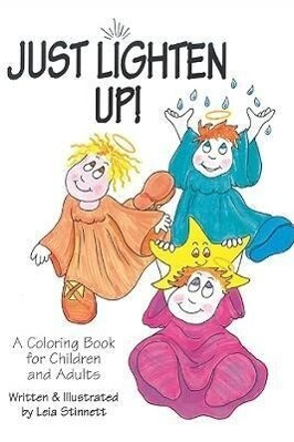 Just Lighten Up!: A Coloring Book for Children and Adults als Taschenbuch
