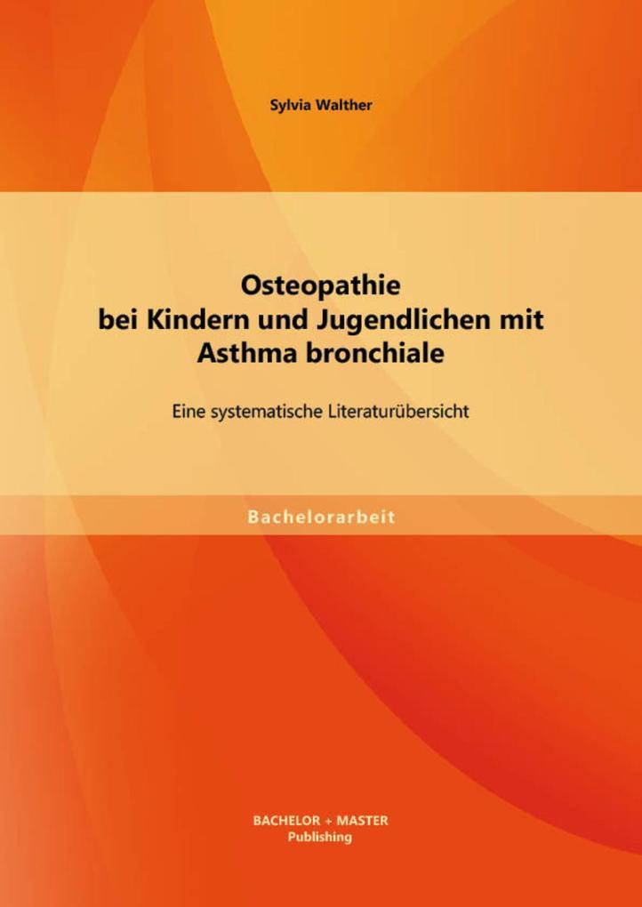 Osteopathie bei Kindern und Jugendlichen mit As...