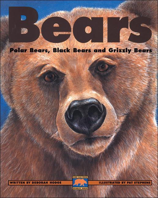 Bears: Polar Bears Black Bears and Grizzly Bears als Taschenbuch