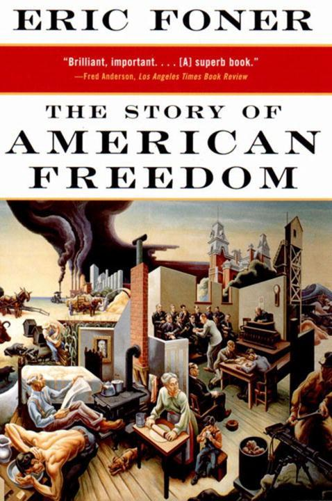 The Story of American Freedom als Taschenbuch