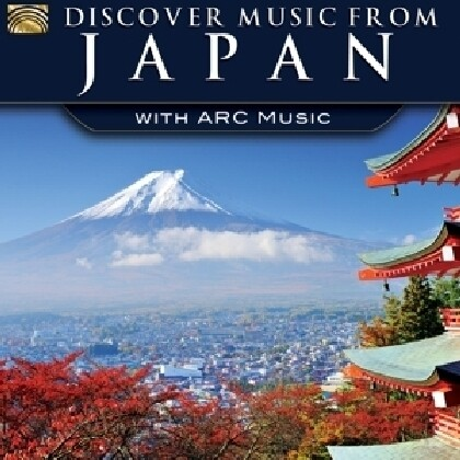 Discover Music From Japan-With Arc Music