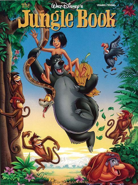 Walt Disney's the Jungle Book als Taschenbuch