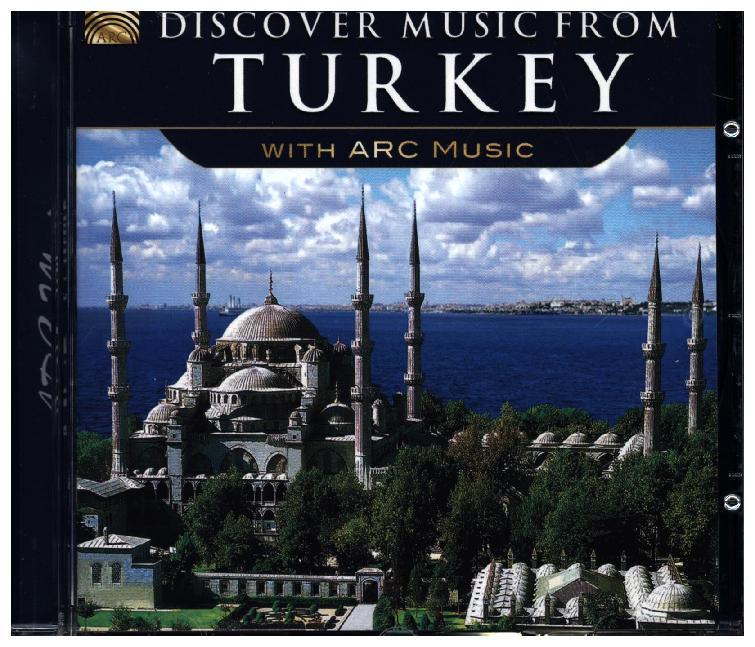 Discover Music From Turkey-With Arc Music