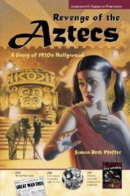 Jamestown's American Portraits Revenge of the Aztecs Softcover als Taschenbuch
