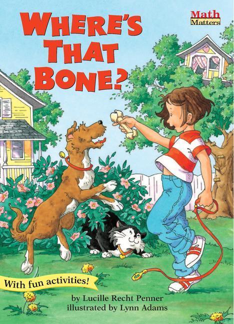 Where's That Bone?: Position Words/Mapping als Taschenbuch