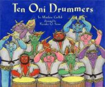 Ten Oni Drummers als Buch