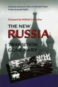 The New Russia: Transition Gone Awry als Taschenbuch