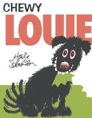 Chewy Louie als Buch