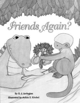 Friends Again? als Buch