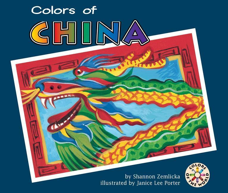 Colors of China als Taschenbuch