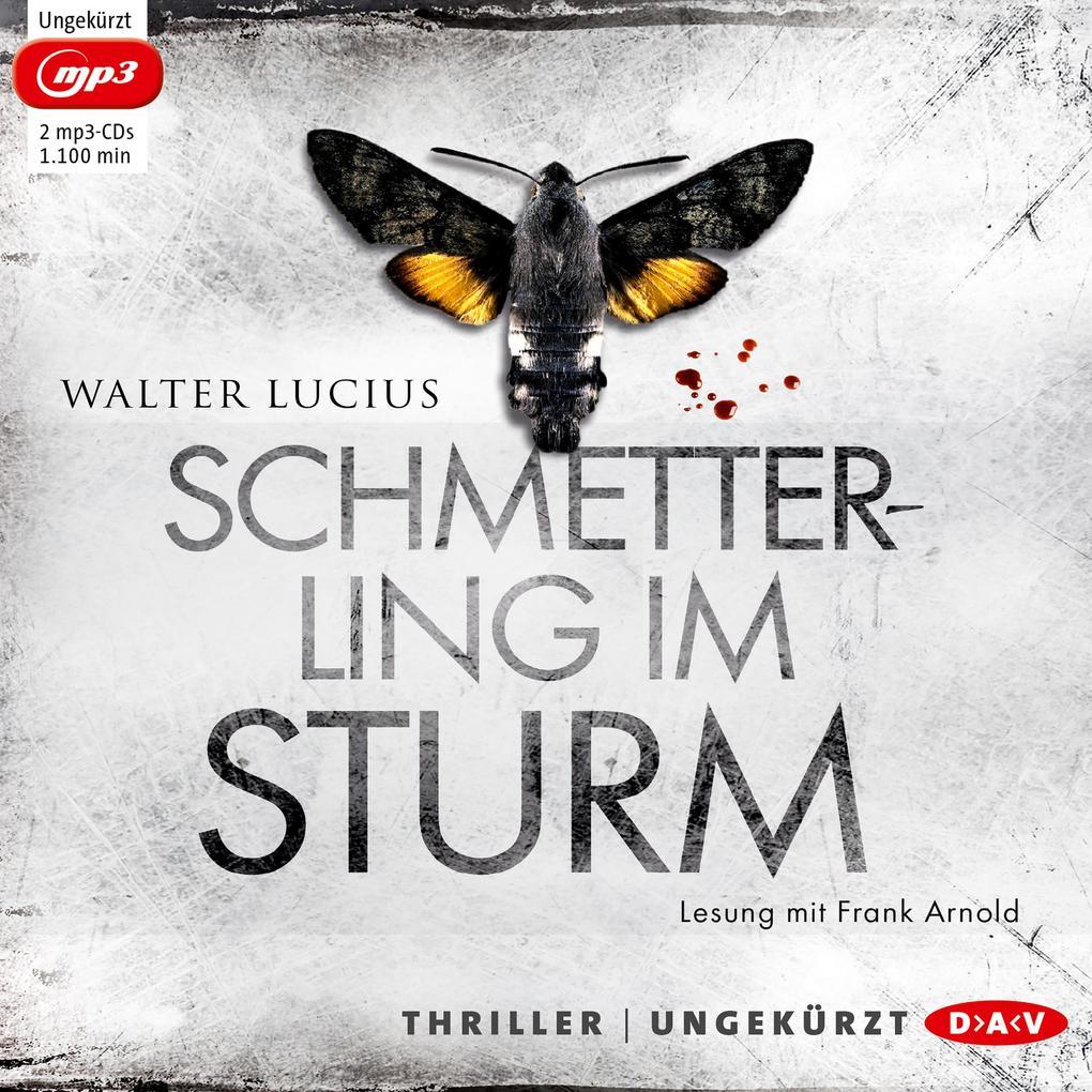 Schmetterling im Sturm als Hörbuch Download