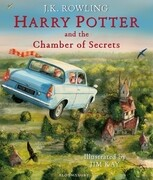 Harry Potter 2 and the Chamber of Secrets. Illustrated Edition