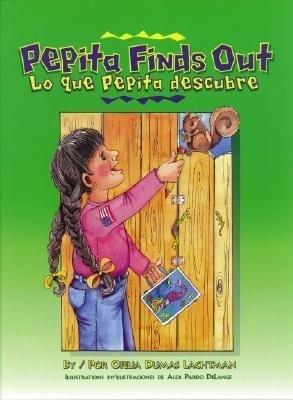 Lo Que Pepita Descubre/Pepita Finds Out als Buch