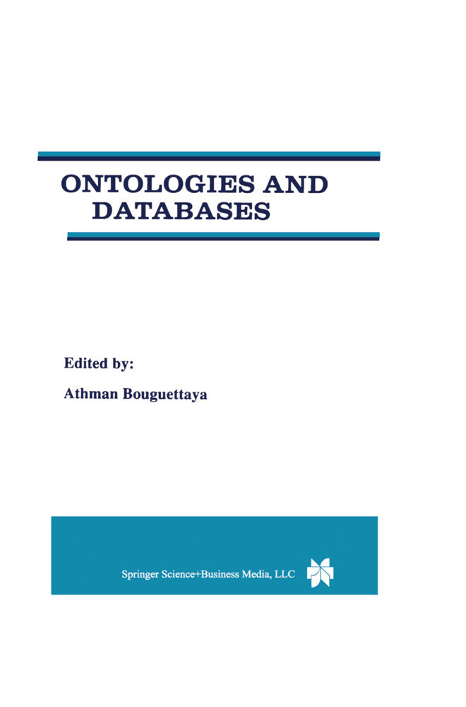 Ontologies and Databases als Buch