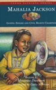 Mahalia Jackson als Buch