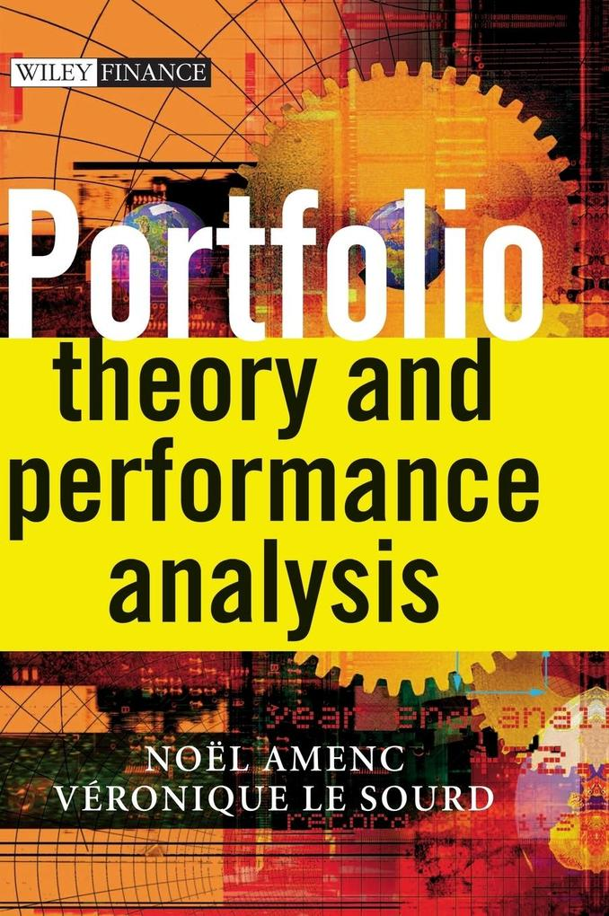 Portfolio Theory and Performance Analysis als Buch
