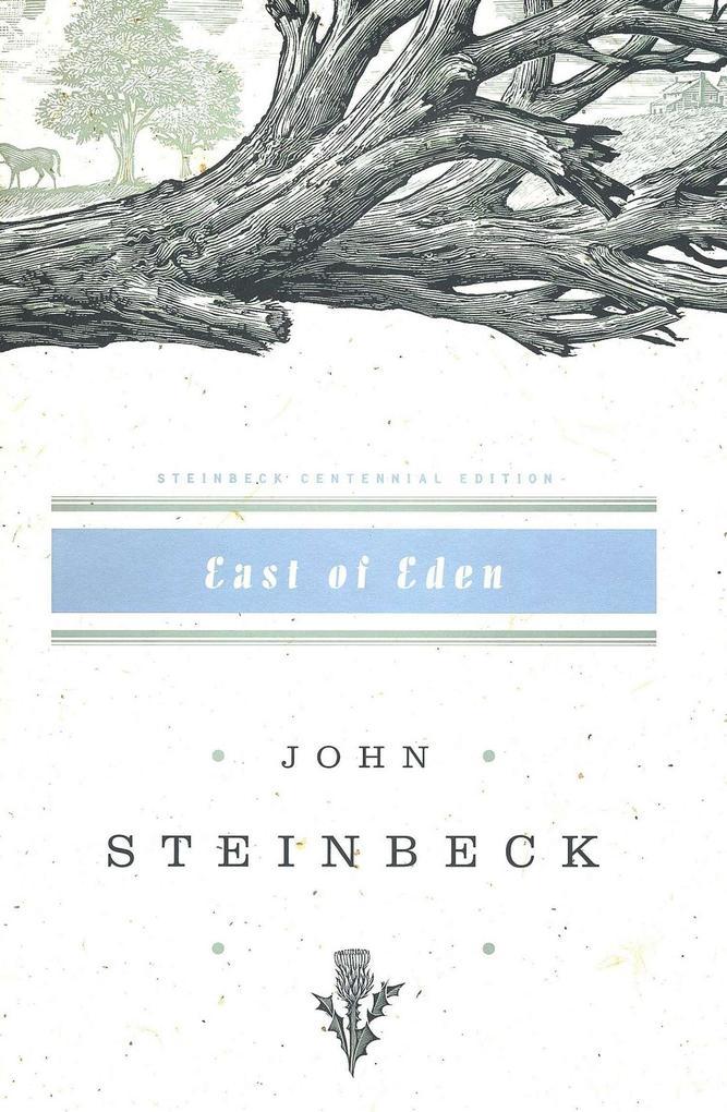 East of Eden: John Steinbeck Centennial Edition (1902-2002) als Buch
