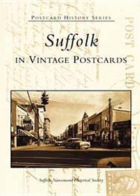 Suffolk in Vintage Postcards als Taschenbuch