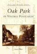 Oak Park in Vintage Postcards als Taschenbuch
