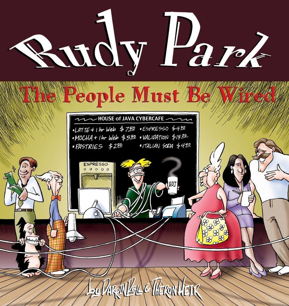 Rudy Park als Taschenbuch