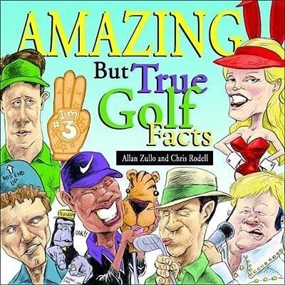 Amazing But True Golf Facts als Taschenbuch