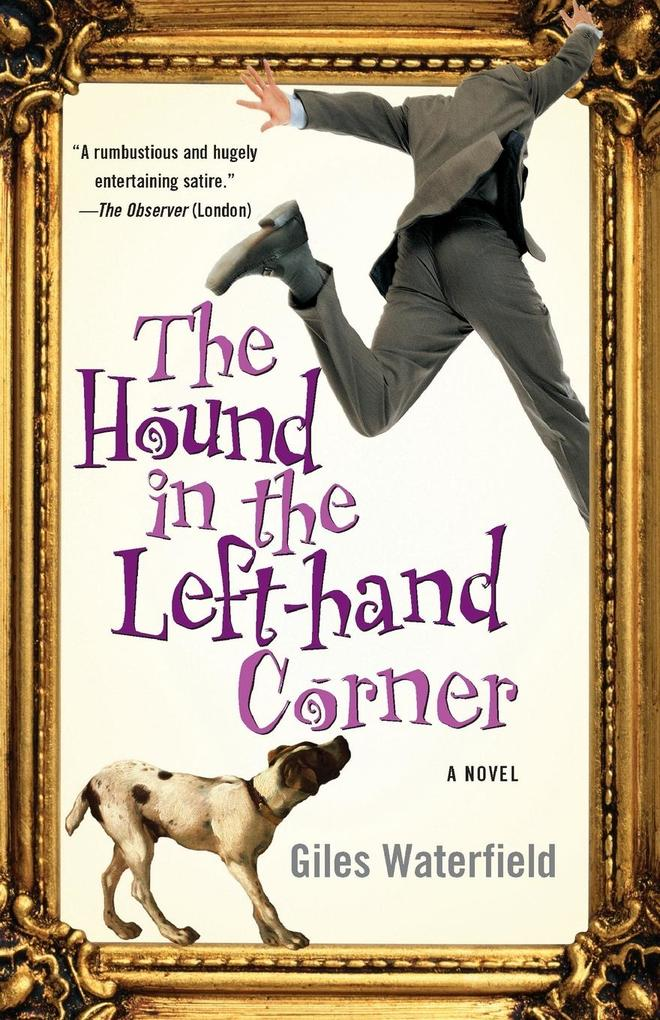 The Hound in the Left-Hand Corner als Taschenbuch